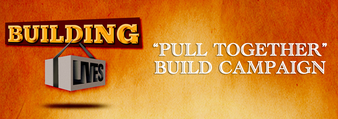 BUILD: PULLING TOGETHER!