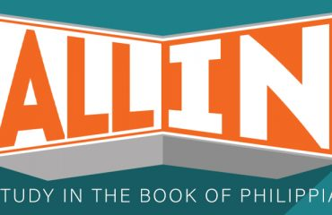 New Sermon Series: All In