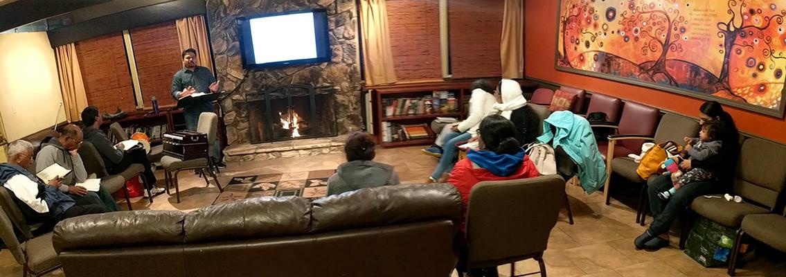 Indian Bible Study
