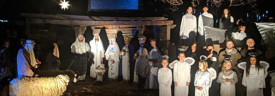 Live Action Nativity